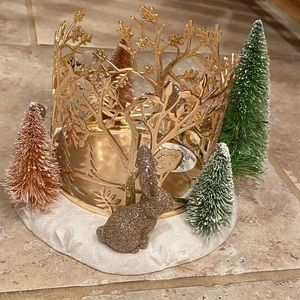 Gorgeous Winter Scene 3Wick Candle